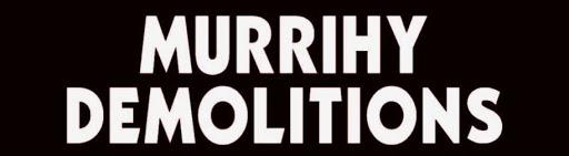Murrihy Demolitions Logo
